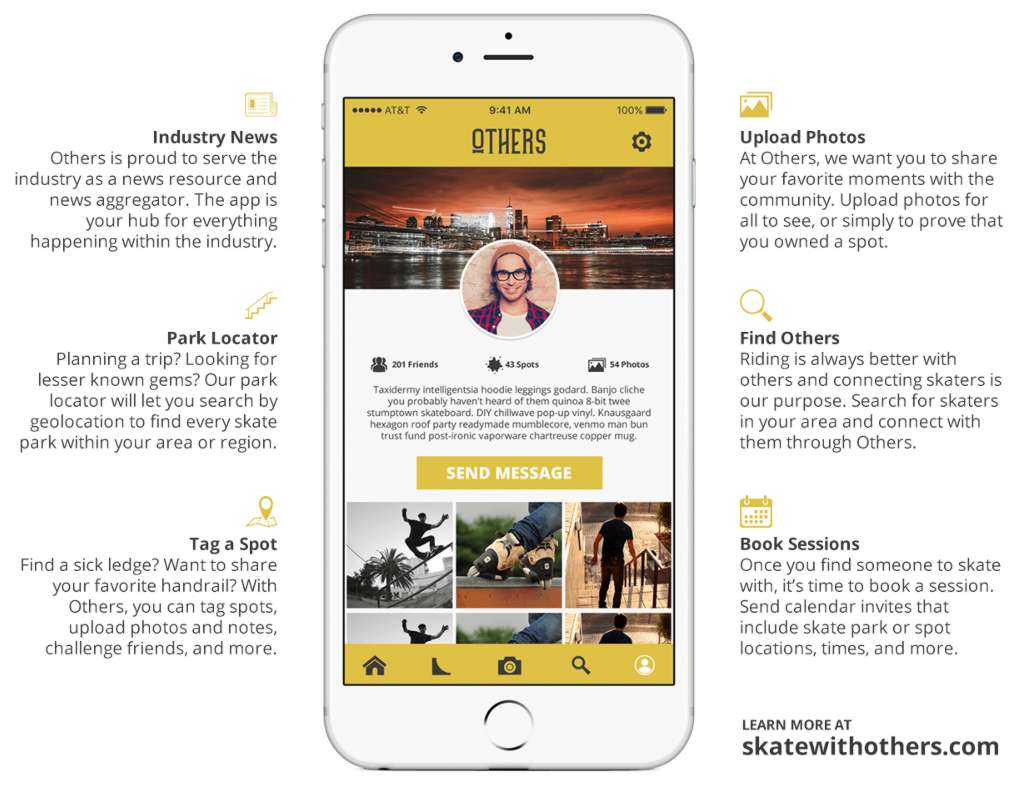 'Others' - Mobile App (IOS)