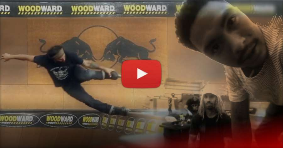 Miguel Ramos - Woodward 2017, Edit by Erick Rodriguez