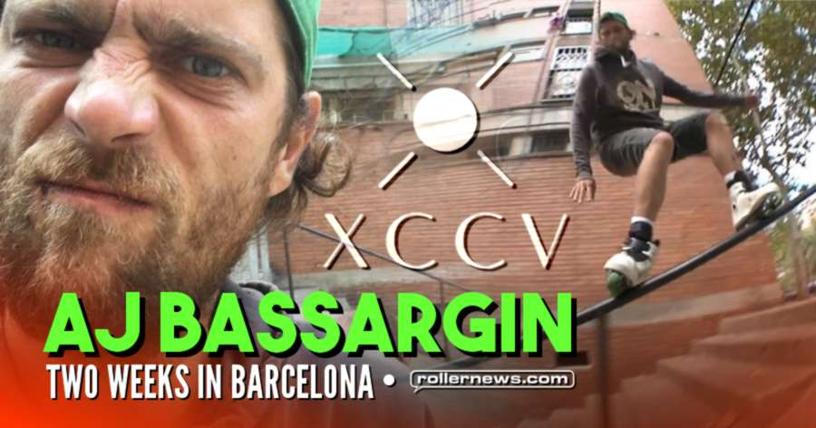 AJ Bassargin (Israel, 35) - 2 Weeks in Barcelona (2017) - XCCV Edit