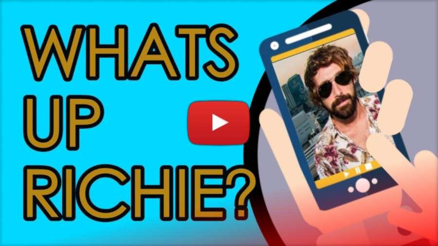Whats Up Richie Eisler? Skate Talk with Ricardo Lino