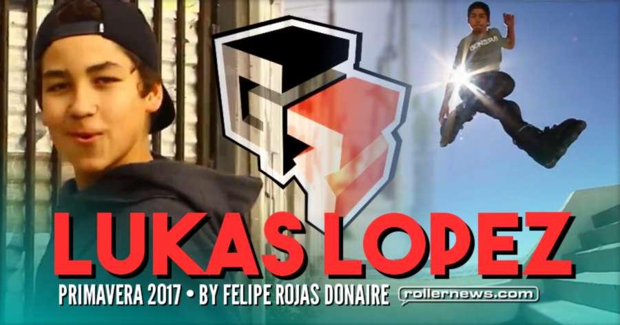 Lukas Lopez (Chile, 13) - Primavera 2017