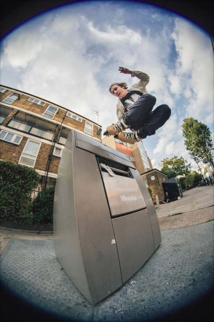 Picture of the Day - Sam Crofts (London, UK) by Tom Sharman