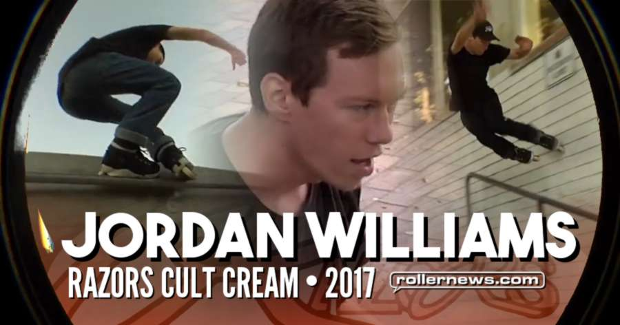Jordan Williams // Razors Cult Cream (2017)