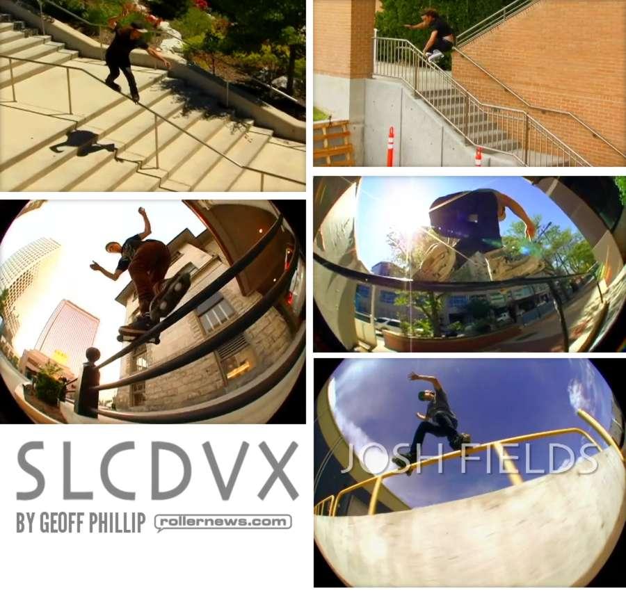 SLCDVX by Geoff Phillip