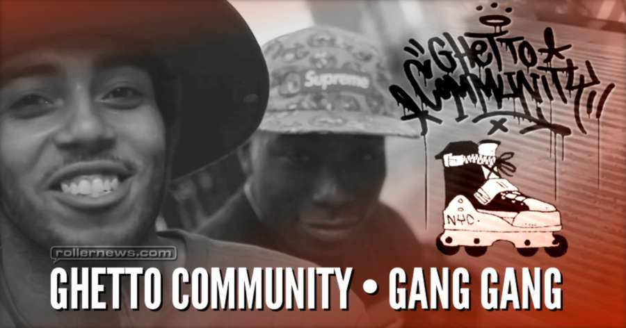 Ghetto Community - Gang Gang (NYC, 2017)