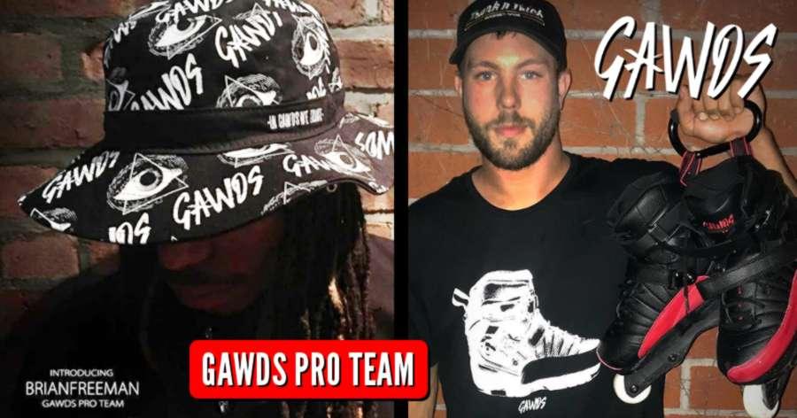 Gawds Pro Team, New Riders: Brian Freeman & Tim Franken