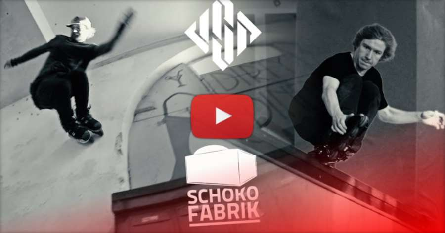 Schokofabrik - Eugen Enin & Sam Crofts for USD Skates (2017, Germany)