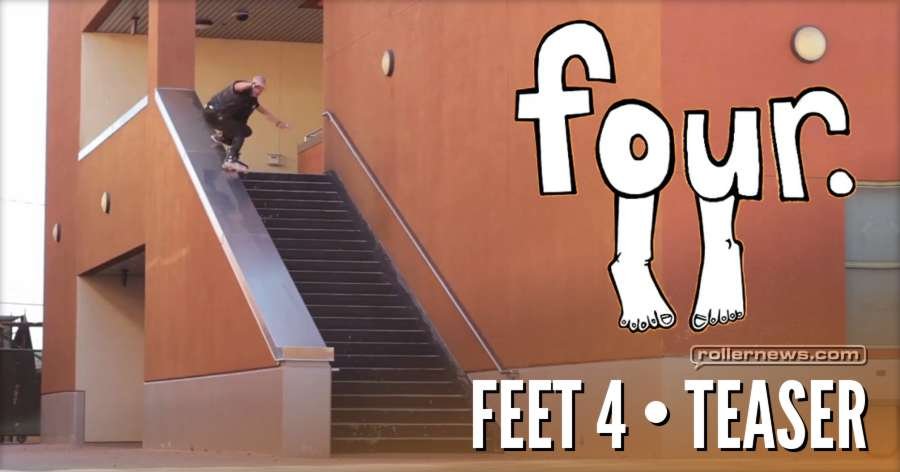 feet 4 (2017) - Teaser by Lonnie Gallegos