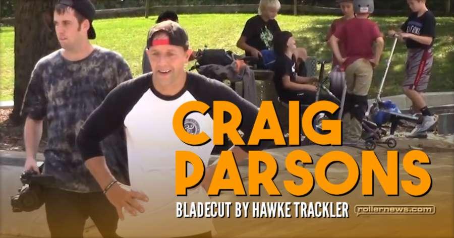 Craig Parsons (43) - Bladecut by Hawke Trackler (2017)
