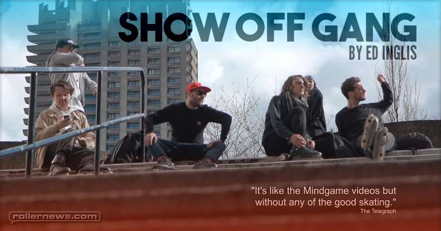 Show Off Gang (2017) by Ed Inglis - Trailer