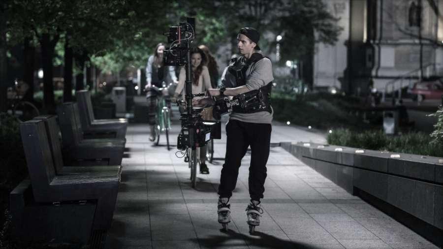 Maciej Tomków - Camera & Rollerblading Demo (2017)