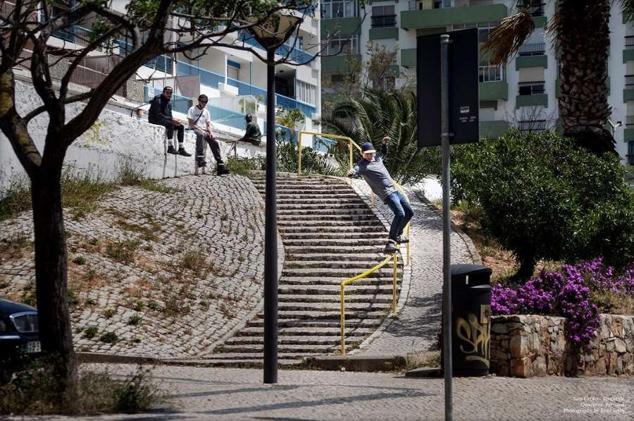 Picture of the Day - Sam Crofts in Portugal