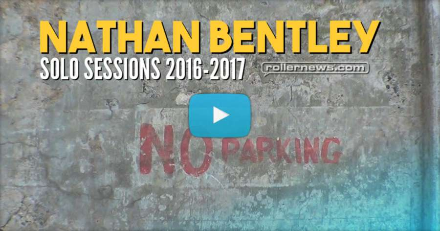 Nathan Bentley - Solo Sessions 2016-2017