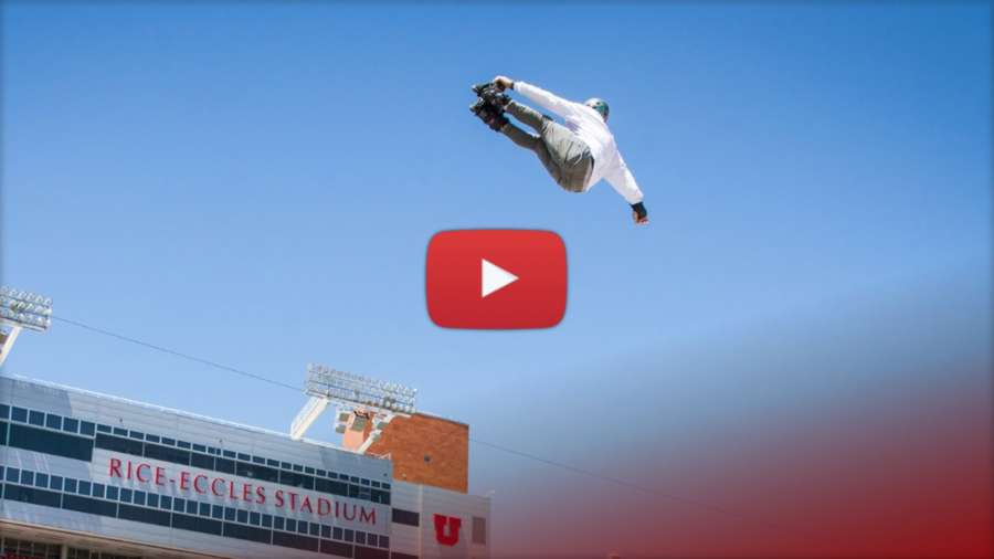 Nitro World Games 2016 - Best of Inline Best Tricks
