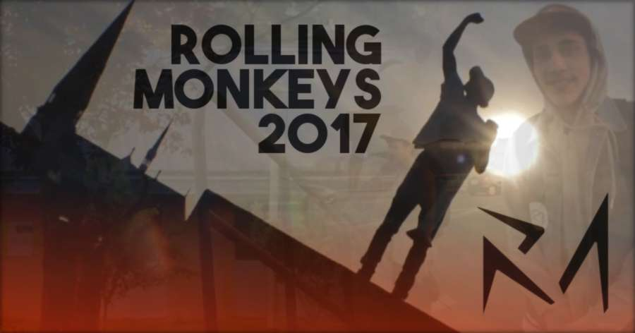 Rolling Monkeys 2017 (Nantes, France)