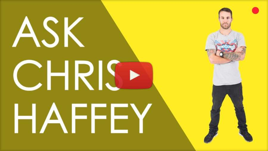 Questions & Answers With Chris Haffey (Live VLOG) - Nitro Circus in Cape Town, Interview by Ricardo Lino (October 22, 2017)