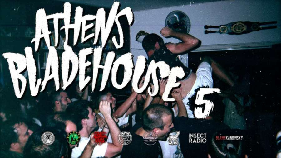 Athens Blade House 2017 - Party + Blading Contest, Edit by Nick Kouros