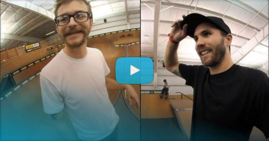 Game of B.L.A.D.E at Woodward West: Chris Haffey vs Jeff Stockwell (2011)
