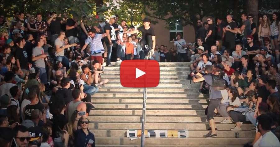 Seba Summer Tour 2015 - Montpellier Stop (France) - Arrows Edit