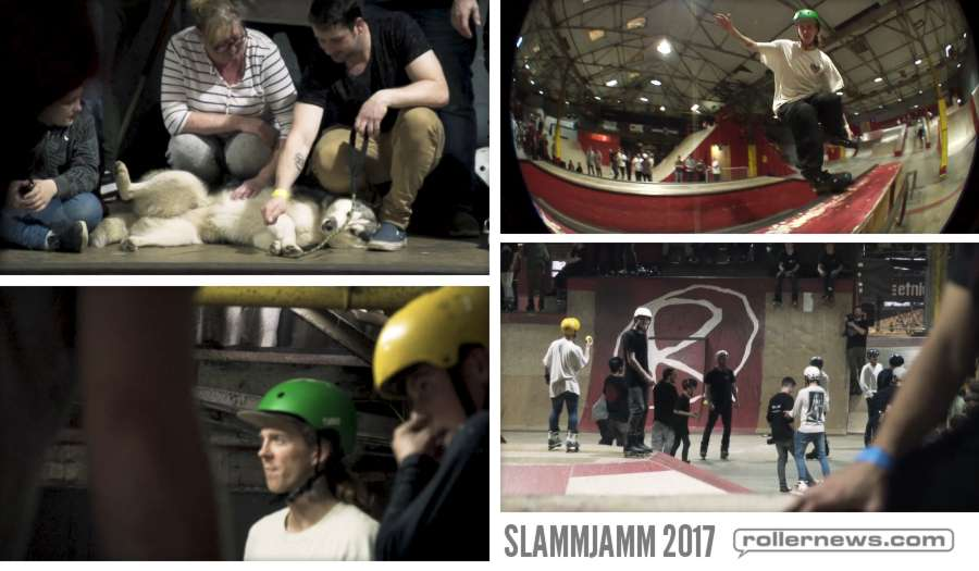 Slammjamm 2017 - Edit by Michael Witzemann