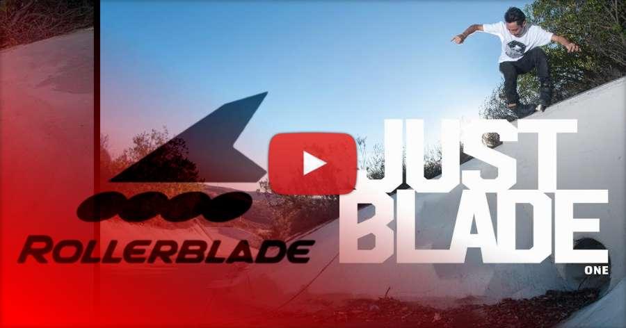 JUST BLADE: Rollerblade in San Diego, with Cameron Talbott, Sean Keane, Sean Macgowan & One Mag - Unseen Footage