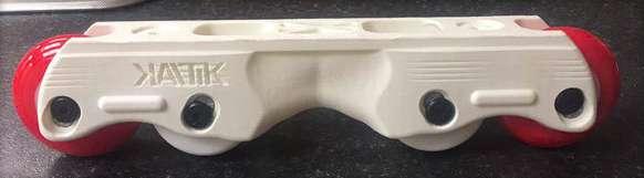 Kaltik Flat V2 Frames - 64mm Rockered Up