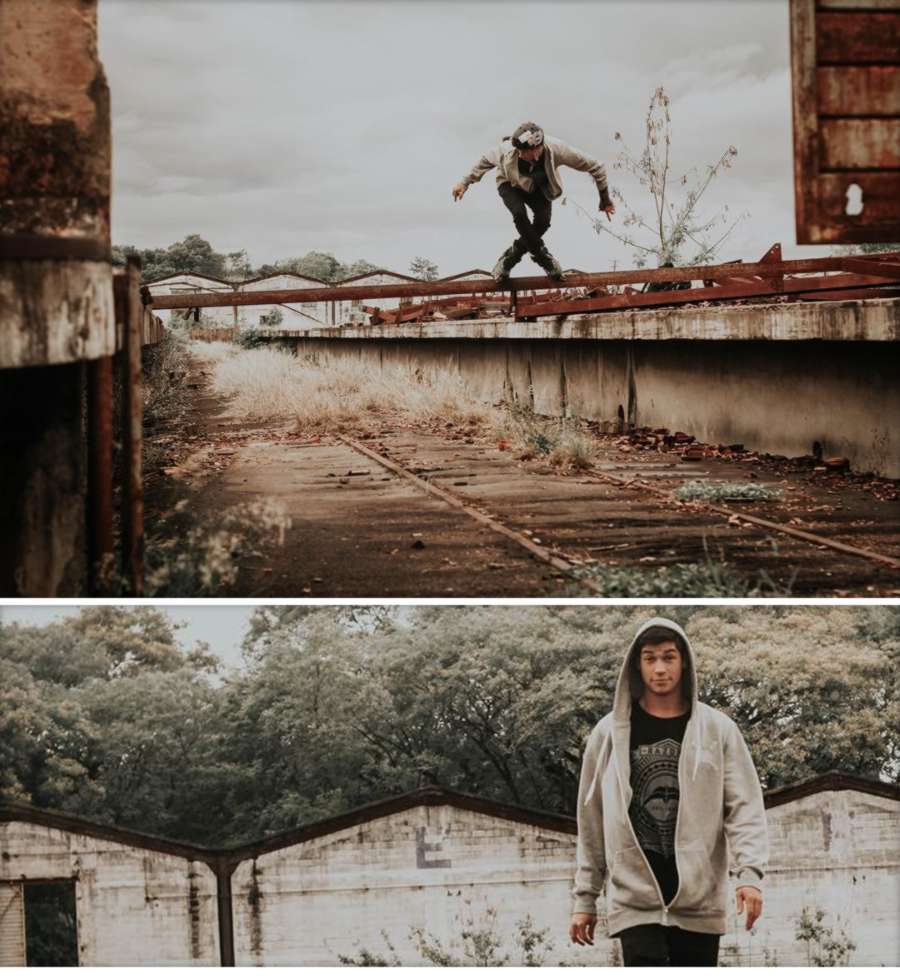 Picture of the Day - Aritz Ortega in Brazil