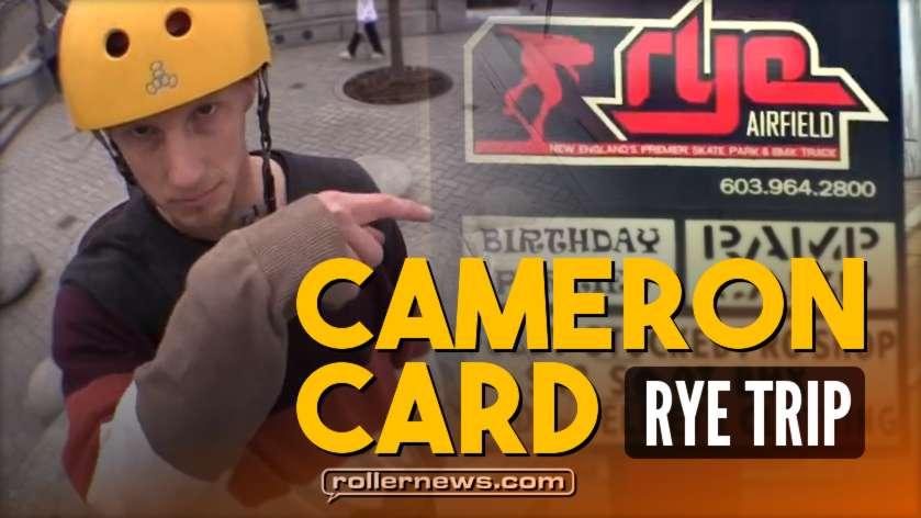 Cameron Card - Rye Trip (2017)