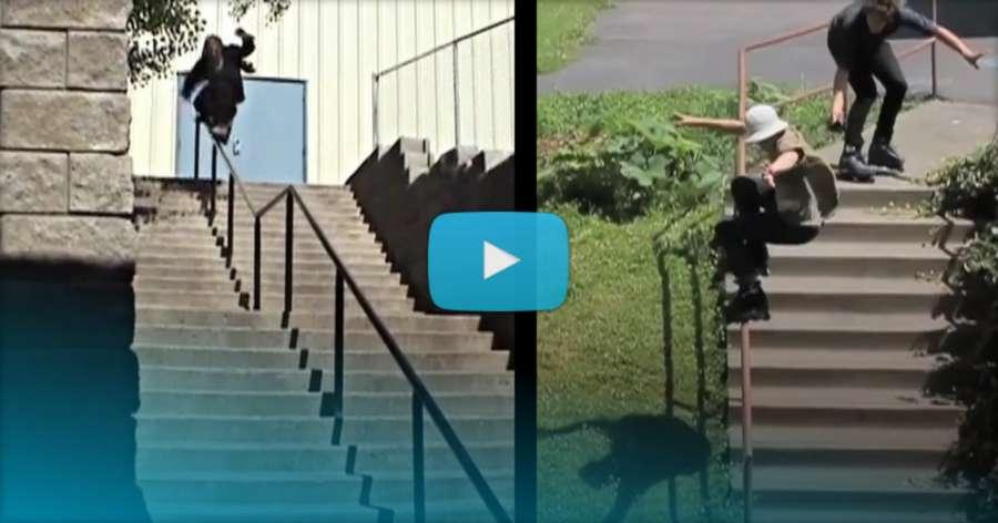 Geoff Phillip - Stunts (2004-2016)