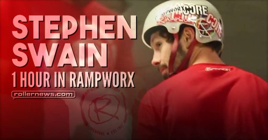 Stephen Swain - One Hours at Rampworx (2017)