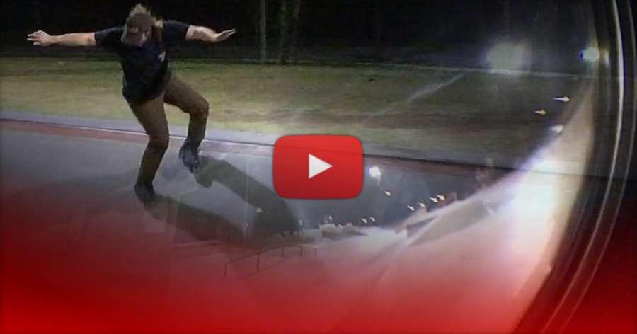 Thursday Night Skate edit at Surprise Farms Skatepark (Arizona, 2017)