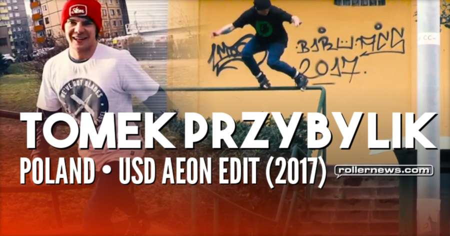 Tomek Przybylik (Poland) - USD Aeon Edit (2017) by by Miazga Studio
