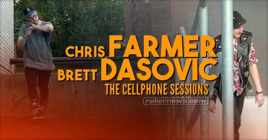 Chris Farmer & Brett Dasovic: The Cellphone Sessions (2017)