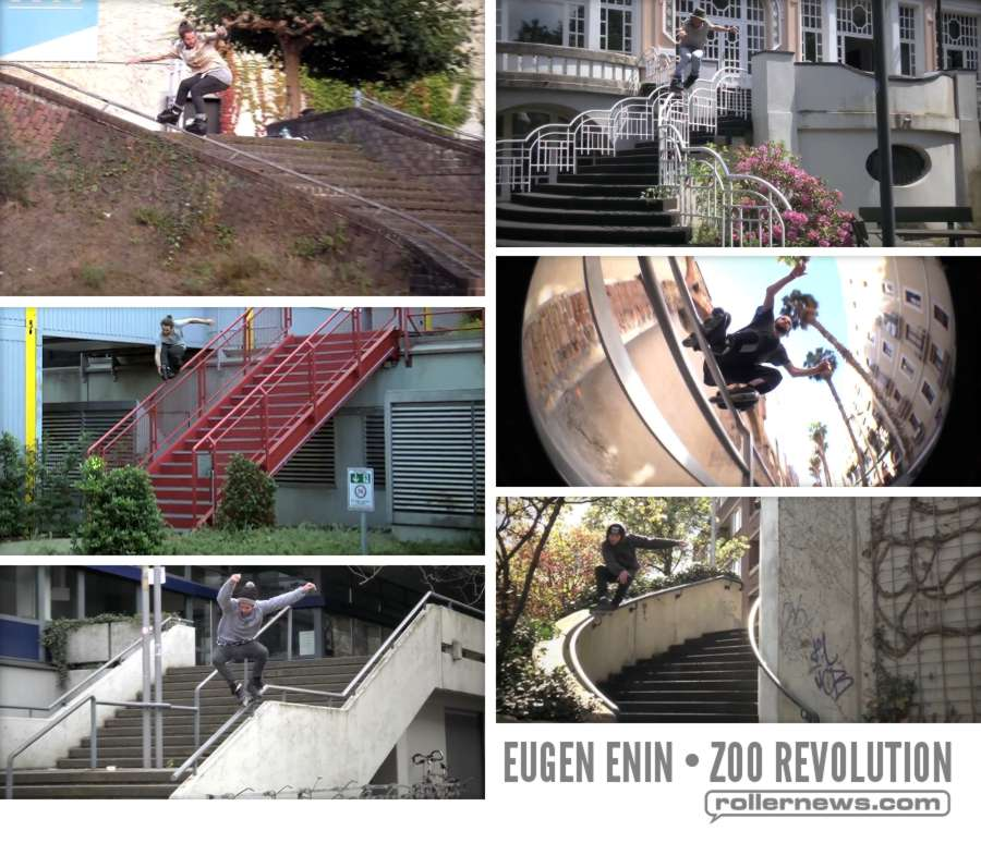 Eugen Enin: Zoo Revolution (2016) Full VOD, Now Free