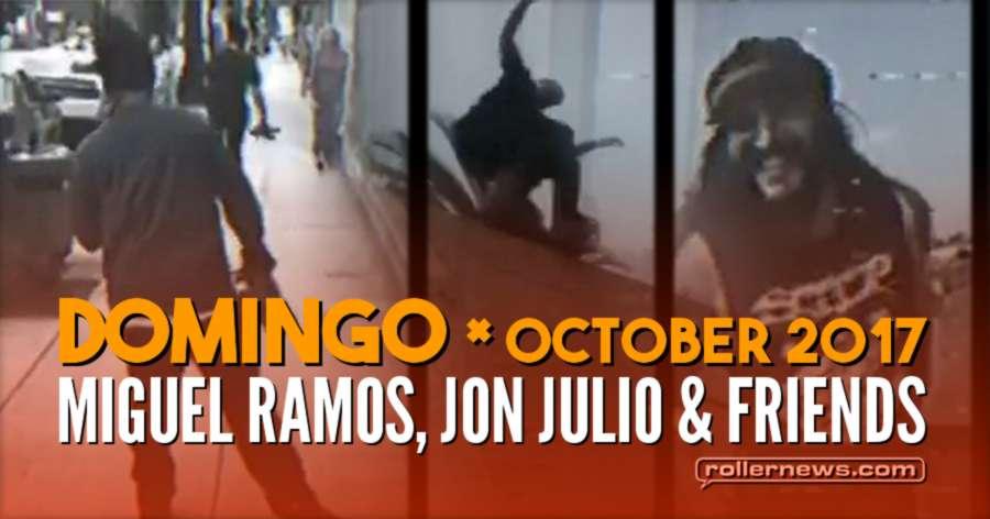 Miguel Ramos - Domingo (October 2017) with Jon Julio & Friends