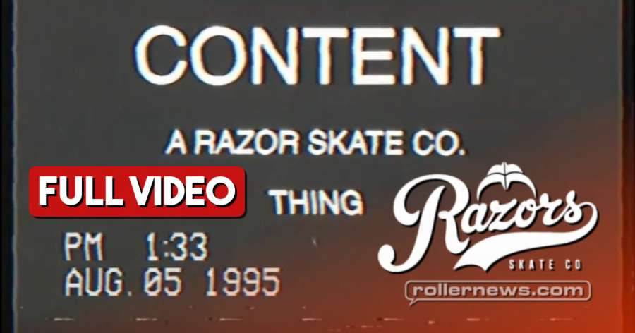 'Shift Content' - Razors Team (Phone) Video (2017) by Jeph Howard