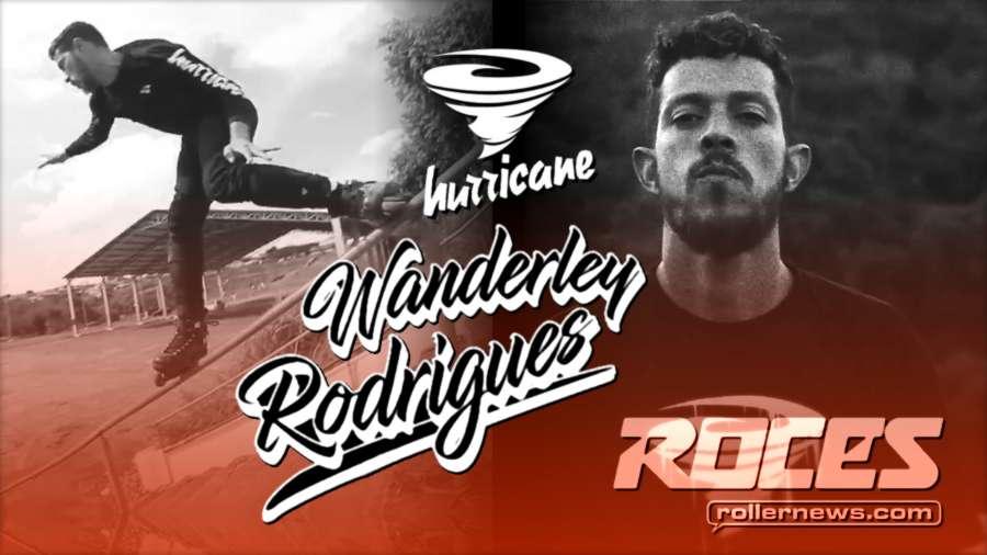 Wanderley Rodrigues: Roces Brazil x Hurricane Blading (2017)