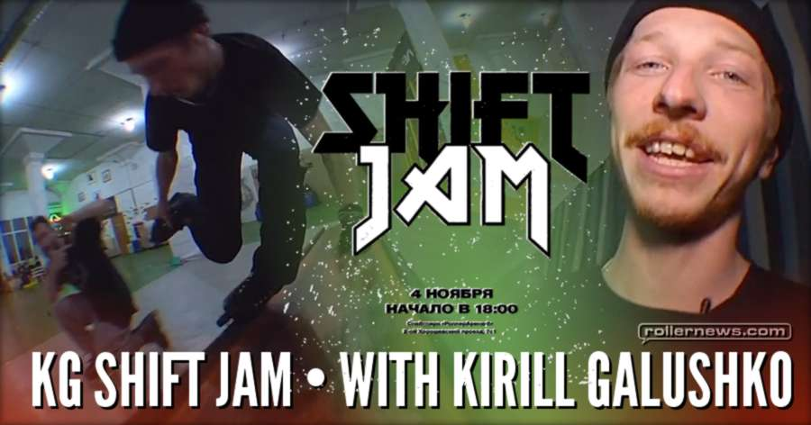 Razors Shift Jam (Russia, 2017) - Invitation Edit with Kirill Galushko