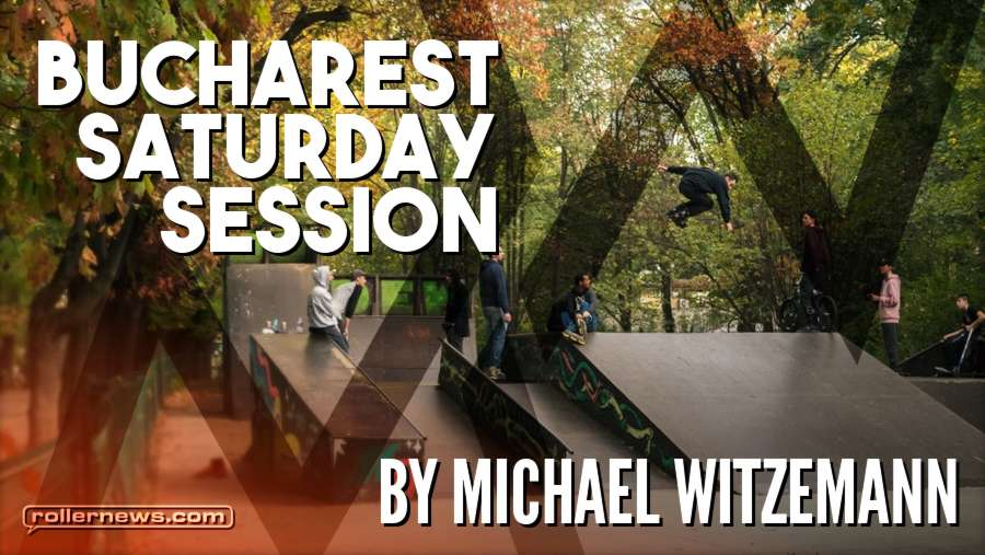Bucharest (Romania) - Saturday Session (2017) by Michael Witzemann