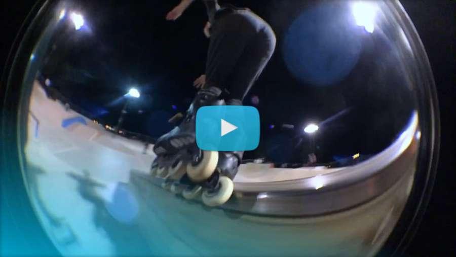 Thursday Night Skate Edit at Freestone Skatepark (Arizona, 2017) - Clips by Ryan Buchanan (Kn0 u W4nt 2)