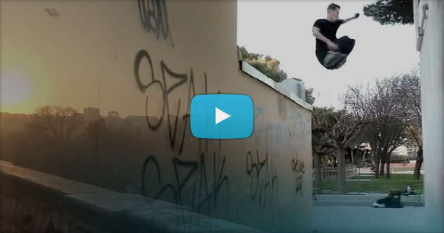 Charly Gringos (France) - Clic-n-roll Street Edit (2017) by Stephane Jean-claude
