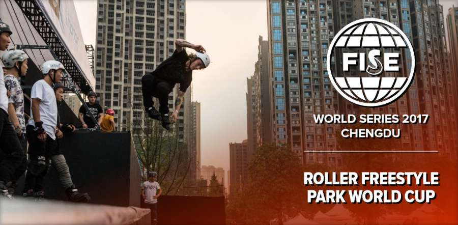 FISE Chengdu 2017 (China) - Roller Semi Finals - Livestream Replay & Results