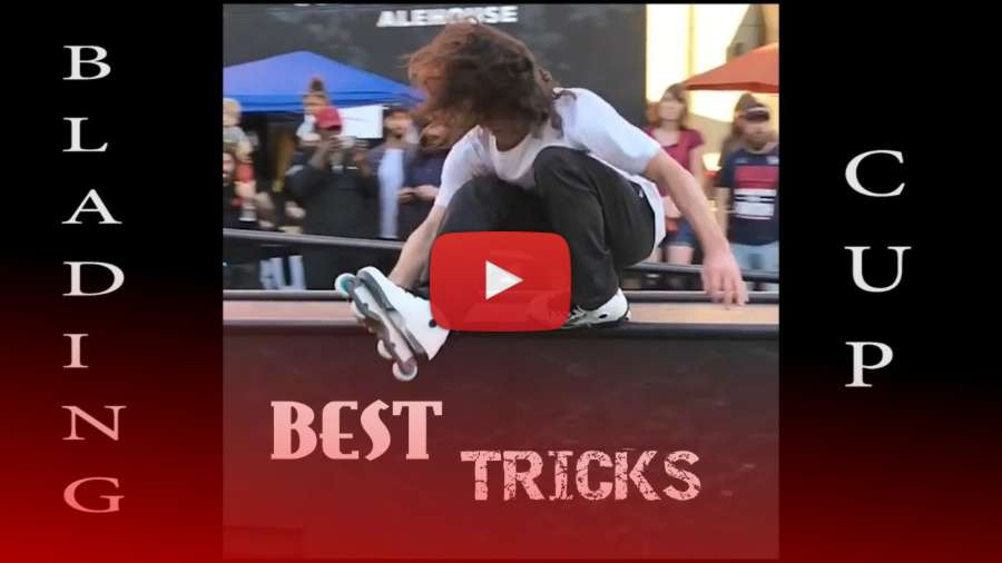 Best Tricks at the Blading Cup 2017 (Santa Ana, California) - Zero Spin Compilation