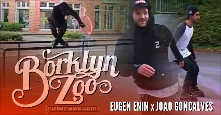 Borklyn Zoo: Strassenmull (Germany, 2017) with Eugen Enin & Joao Goncalves
