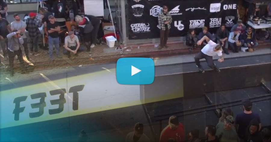 Bl8 Cup 2017 // Feet 4 Premiere (2017) - Report by Cody Sanders