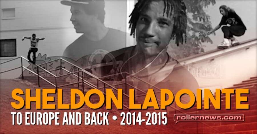 Sheldon Lapointe (Calgary, Canada) - To Europe and Back (2014-2015)