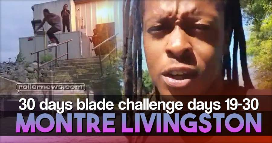 Montre Livingston - 30 Days Blade Challenge (2017) - Days 19-30