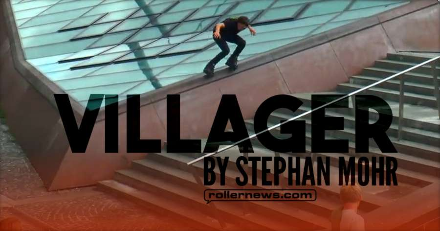 Villager (Germany, 2017) by Stephan Mohr