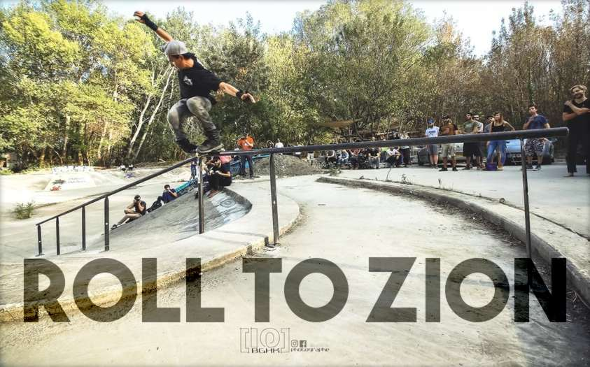 Roll 2 Zion 2017 (France) - Coverage by Yoan Bobillon & Vincent Ravel