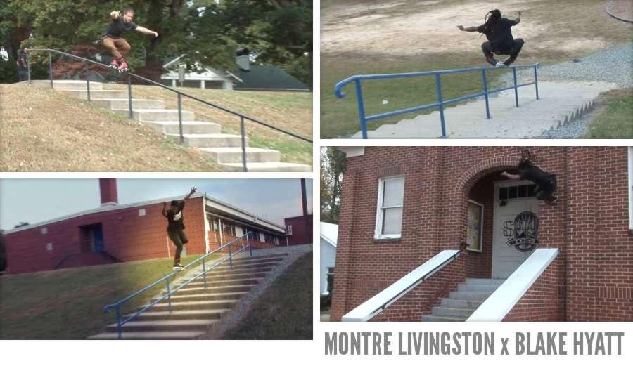 Scrub'N up Clip$ with Montre Livingston & Blake Hyatt (2017) by Matt Lyon